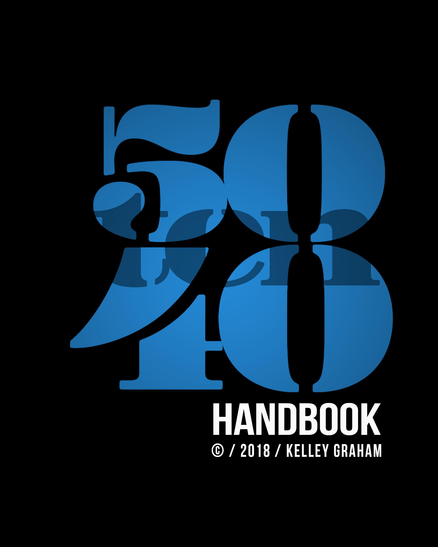50ten40 Handbook Cover