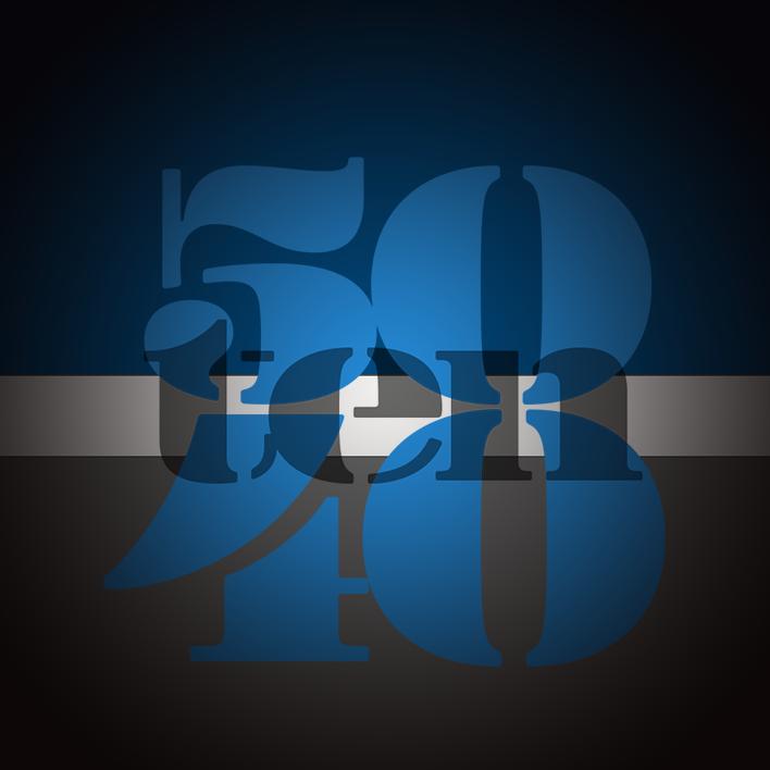 50ten40 logo