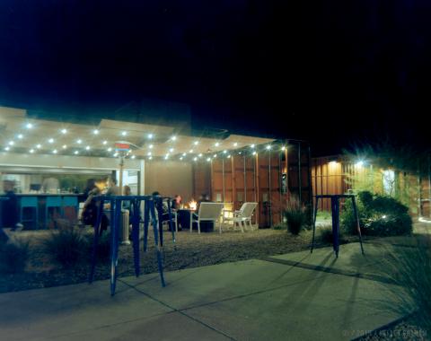 MSA Annex night