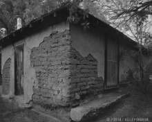 Arivaipa Bunkhouse - Cloudy Day