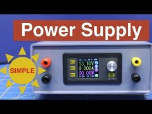 Embedded thumbnail for DIY SAFE Bench Power Supply