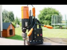 Embedded thumbnail for Magnetic Drill Press - Tool Adaptive Reuse