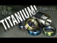 Embedded thumbnail for Turning Titanium + Vernier Scale
