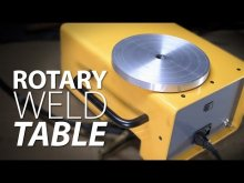 Embedded thumbnail for Tig Rotary Table - Fun Video