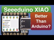Embedded thumbnail for Seeeduino XIAO - Tiny SAMD Power