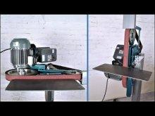 Embedded thumbnail for DIY Belt Sander