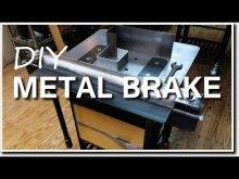 Embedded thumbnail for Sheet Metal Brake
